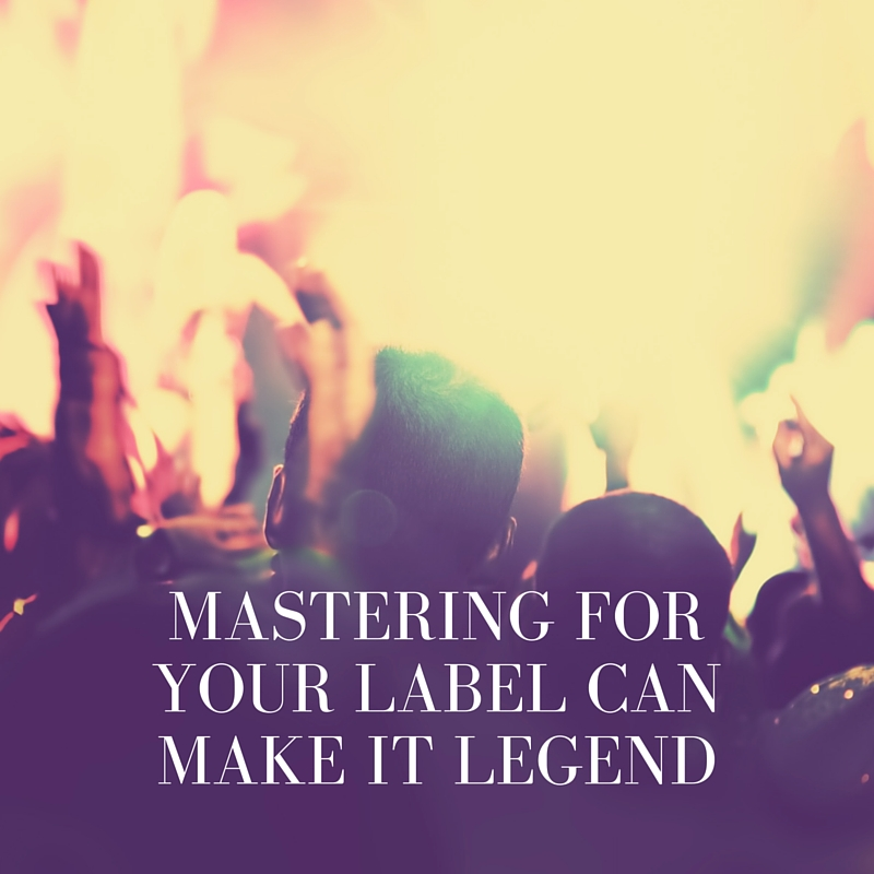 How To Define Your Label's Identity With Your Sound Engineer