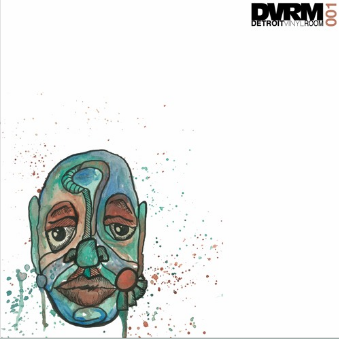DVRM001 Isaac Prieto - Sigue Soñando EP by Detroit Vinyl Room