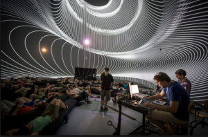 May is a great time for music producers to plan a release, with DEMF, Spain's Sonar, and Montreal's MUTEK (pictured) all back-to-back.