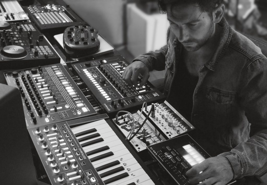 Luis Rivera (LRb) is using Pheek's song finalization and analog mastering services to prepare his first EP