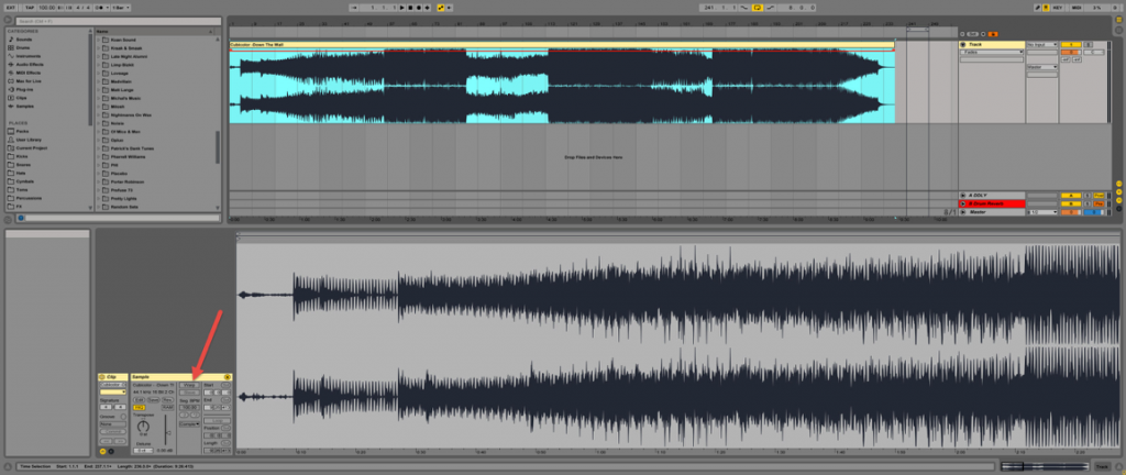 Deconstructing a reference track Step 1: Find your track