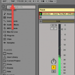 ableton, arrangements