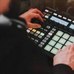 Making beats with Maschine MKII
