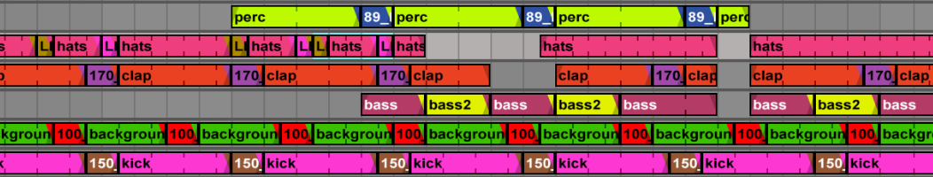 ableton arrangement, techno, music production tips