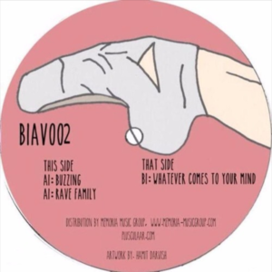BIAV02 – Plusculaar – To Your Mind