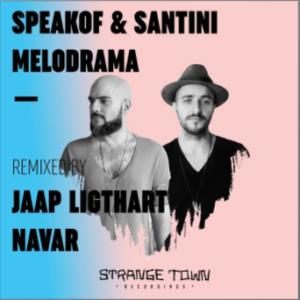 SpeakOf & Santini – Melodrama (Navar Remix) Clip