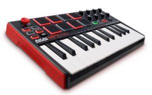 photo of Akai Professional MPK Mini MKII | 25-Key USB MIDI Keyboard & Drum Pad Controller