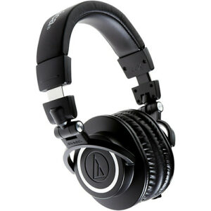 photo of some nice headphones for electronic music producers