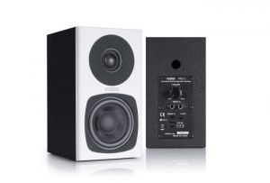 Another photo of a speaker - a studio electronic gear