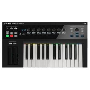 The Komplete Kontrol - a studio electronic
