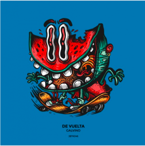 JBTK046 / Galvino – De Vuelta (Incl. Remixes)