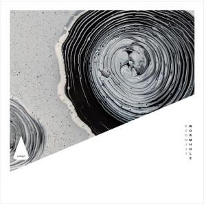 """ROOM323 """"Wormhole"""" LP"""