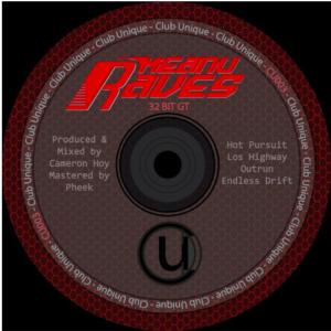 Keanu Raves – 32-bit GT [CU003]