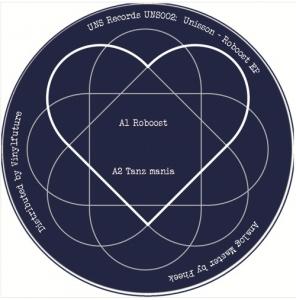 UNS002: Unisson – Roboost EP (Vinyl Only)
