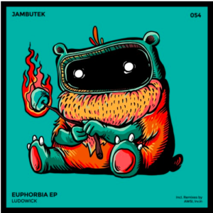 JBTK054 / Ludowick – Euphorbia EP [Incl. remixes by AWSI, Irv.in]