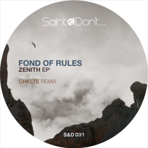 Fond Of Rules – Zenith