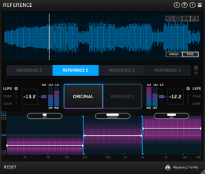 REFERENCE Plugin is great for mix in headphones